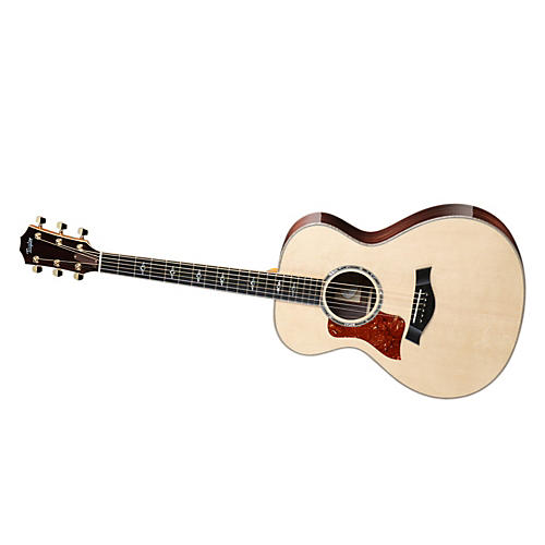 Taylor 812 Rosewood/Spruce Grand Concert Left Handed Acoutic Guitar thumbnail