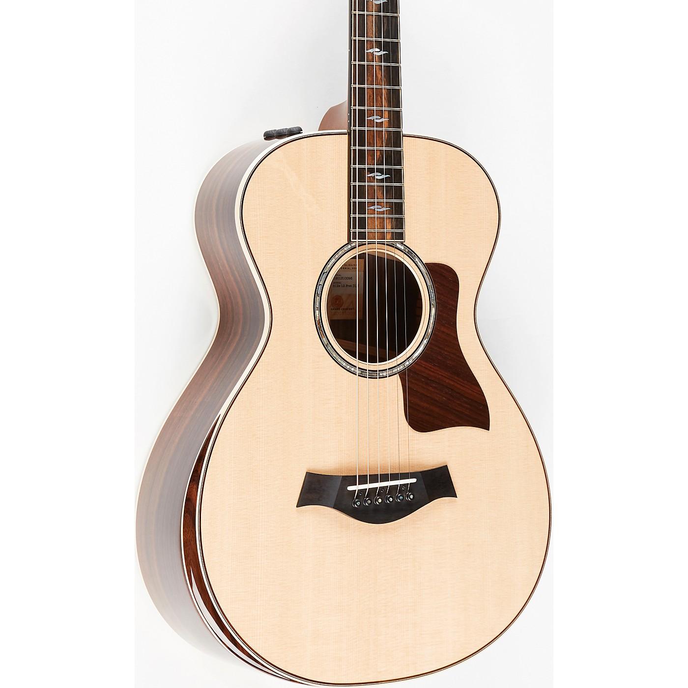 Taylor 812e Deluxe Grand Concert Acoustic-Electric Guitar thumbnail
