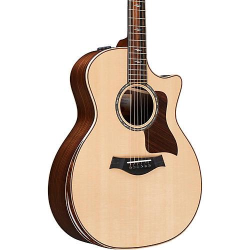 Taylor 814ce DLX V-Class Grand Auditorium Acoustic-Electric Guitar thumbnail