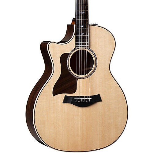 Taylor 814ce Grand Auditorium Left-Handed Acoustic-Electric Guitar thumbnail