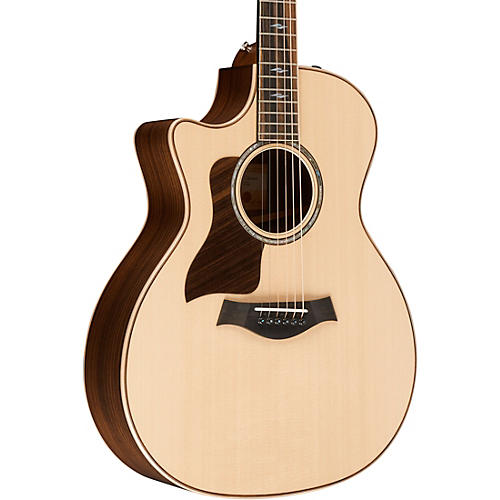 Taylor 814ce-LH V-Class Grand Auditorium Left-Handed Acoustic-Electric Guitar thumbnail