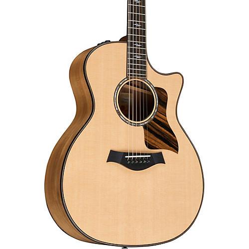 Taylor 814ce Sassafras Limited Edition Grand Auditorium Acoustic-Electric Guitar thumbnail
