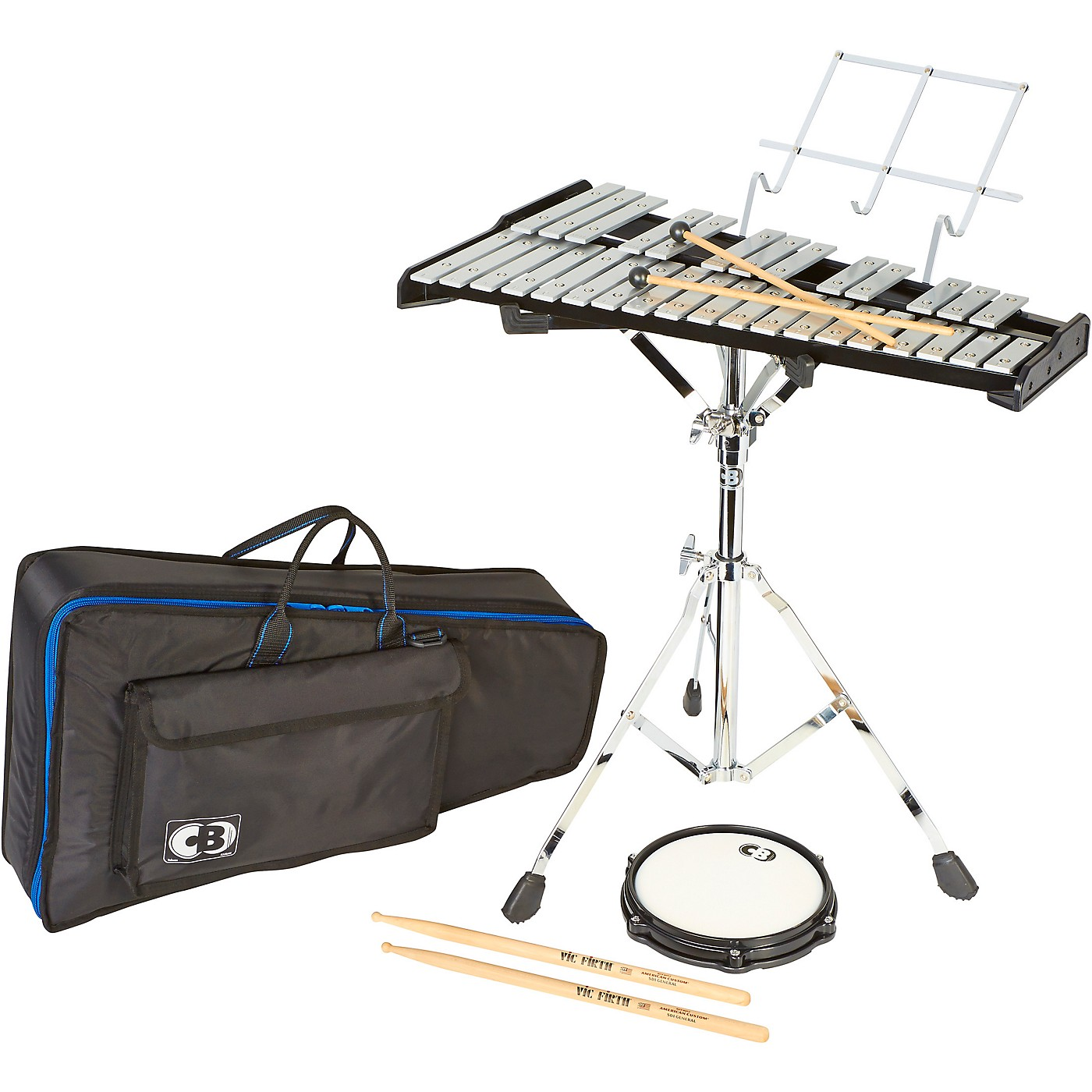 CB Percussion 8674 Percussion Kit with Bag thumbnail