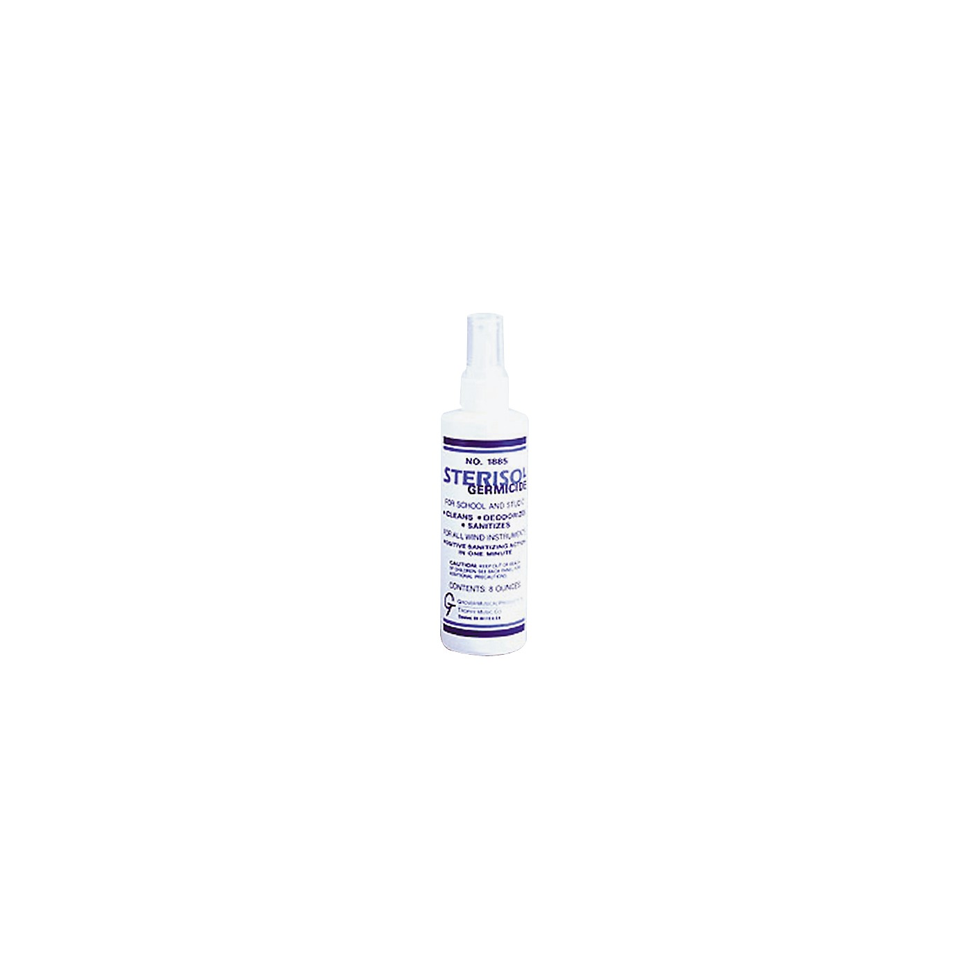 Sterisol 8oz. Premixed Germicide Spray thumbnail