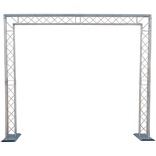 GLOBAL TRUSS 8'x8' Mobile Goal Post Truss System thumbnail