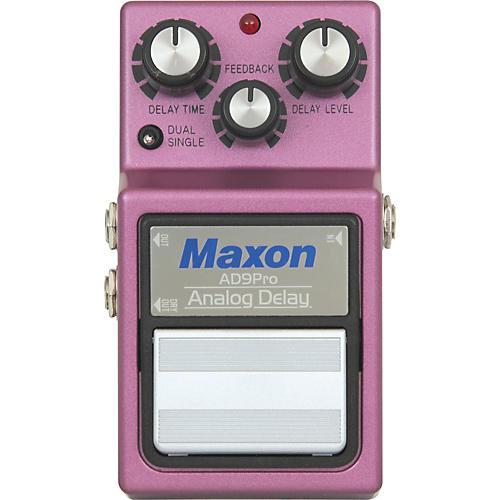 Maxon 9-Series AD-9 Pro Analog Delay Pedal thumbnail