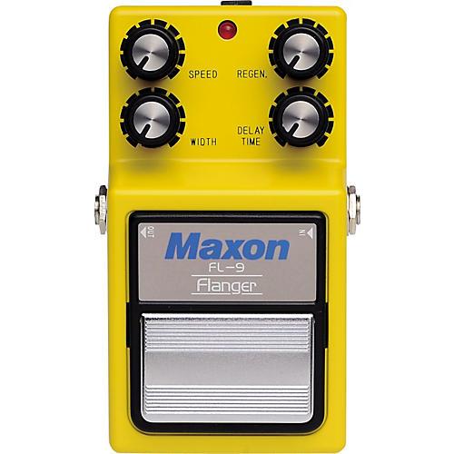 Maxon 9-Series FL-9 Flanger Pedal-thumbnail