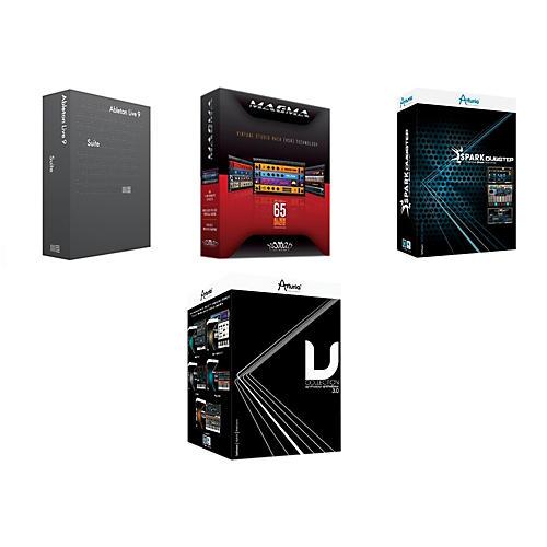 Ableton 9 Suite Ultimate Recording Bundle-thumbnail