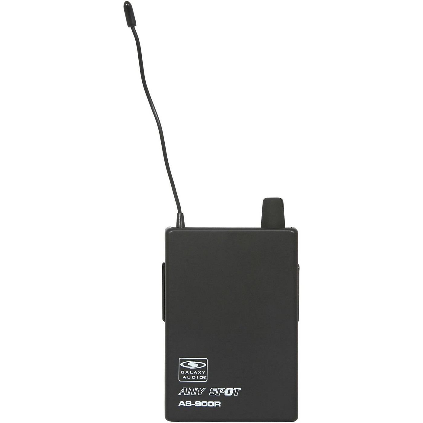 Galaxy Audio 900 SERIES Wireless In-Ear Monitor Receiver Frequency with EB3 Ear Buds thumbnail