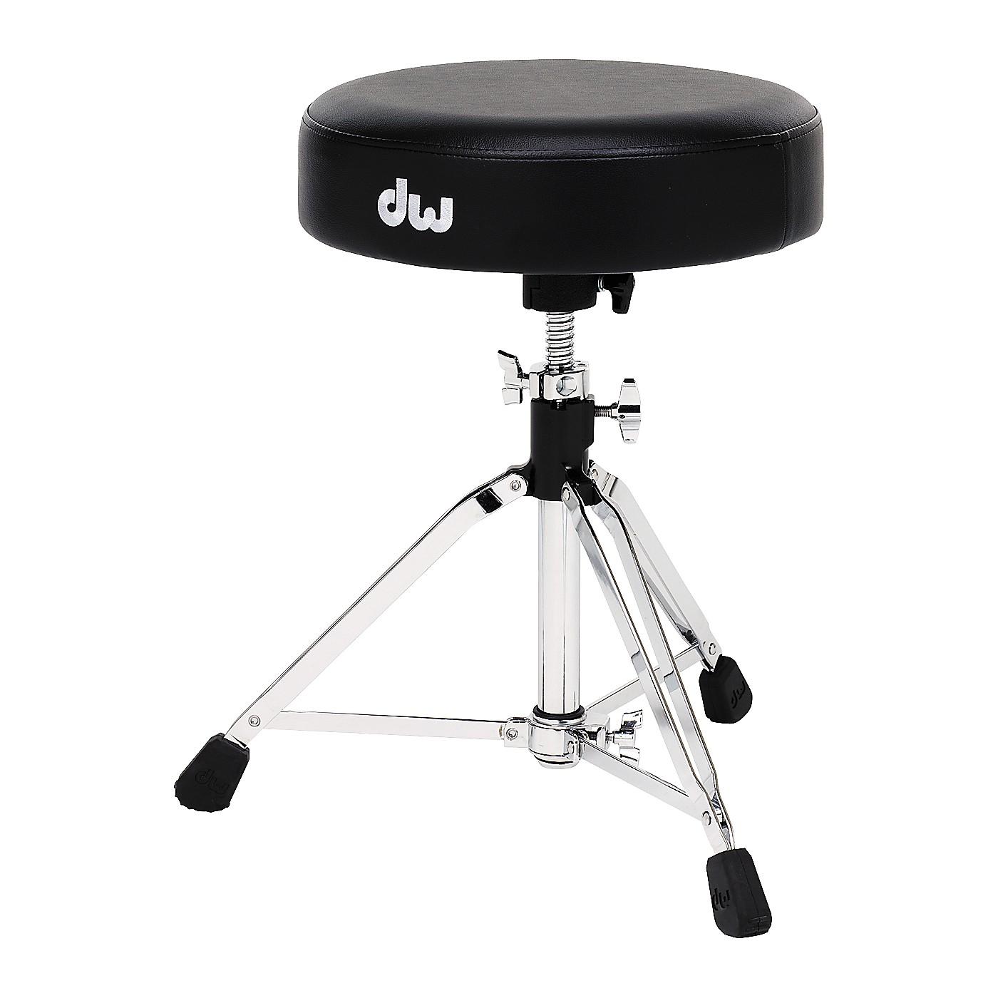 DW 9100 Standard Round Seat Drum Throne thumbnail