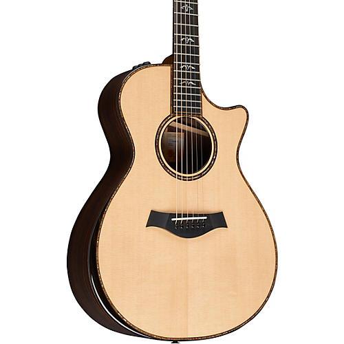 Taylor 912ce V-Class Grand Concert Acoustic-Electric Guitar thumbnail