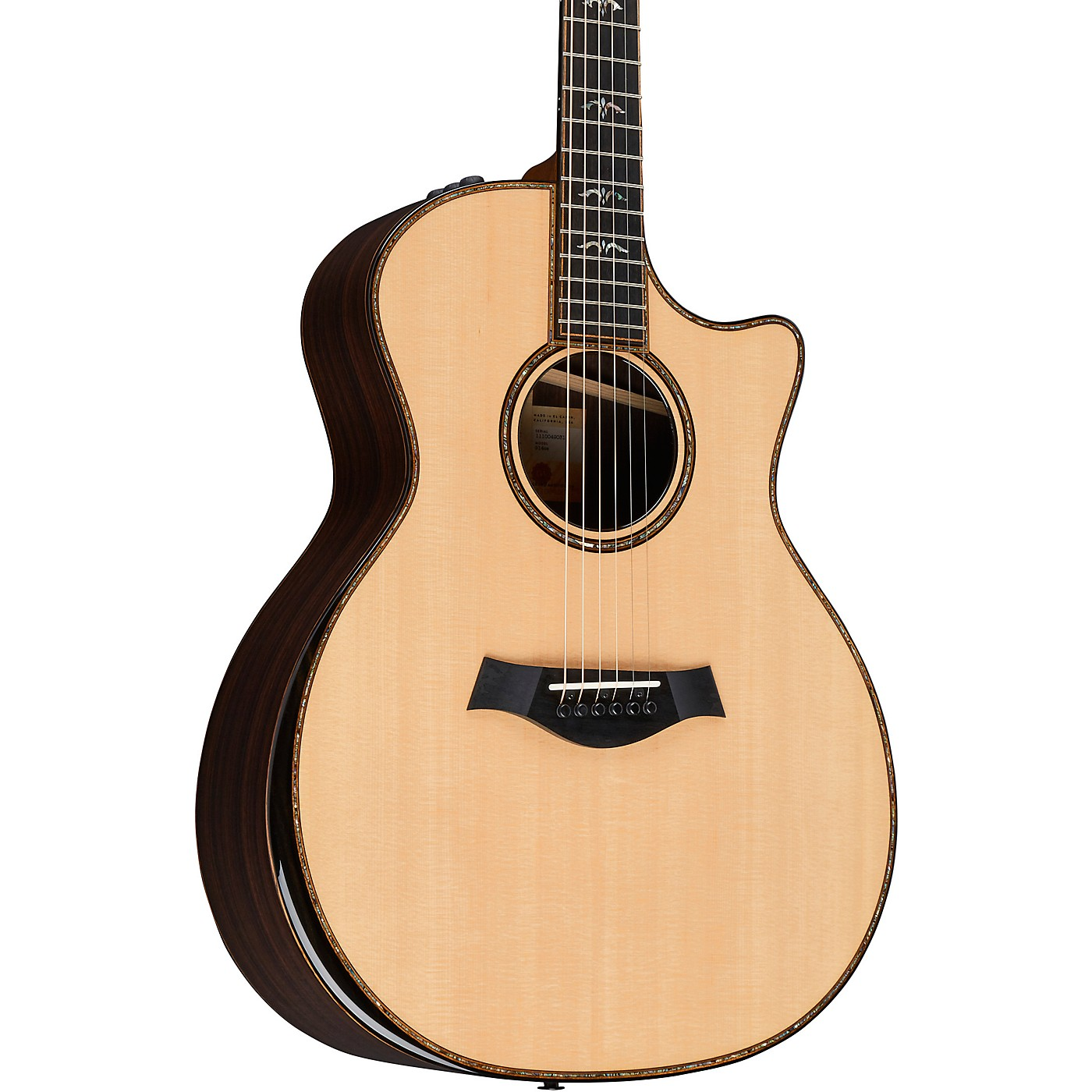 Taylor 914ce V-Class Grand Auditorium Acoustic-Electric Guitar thumbnail