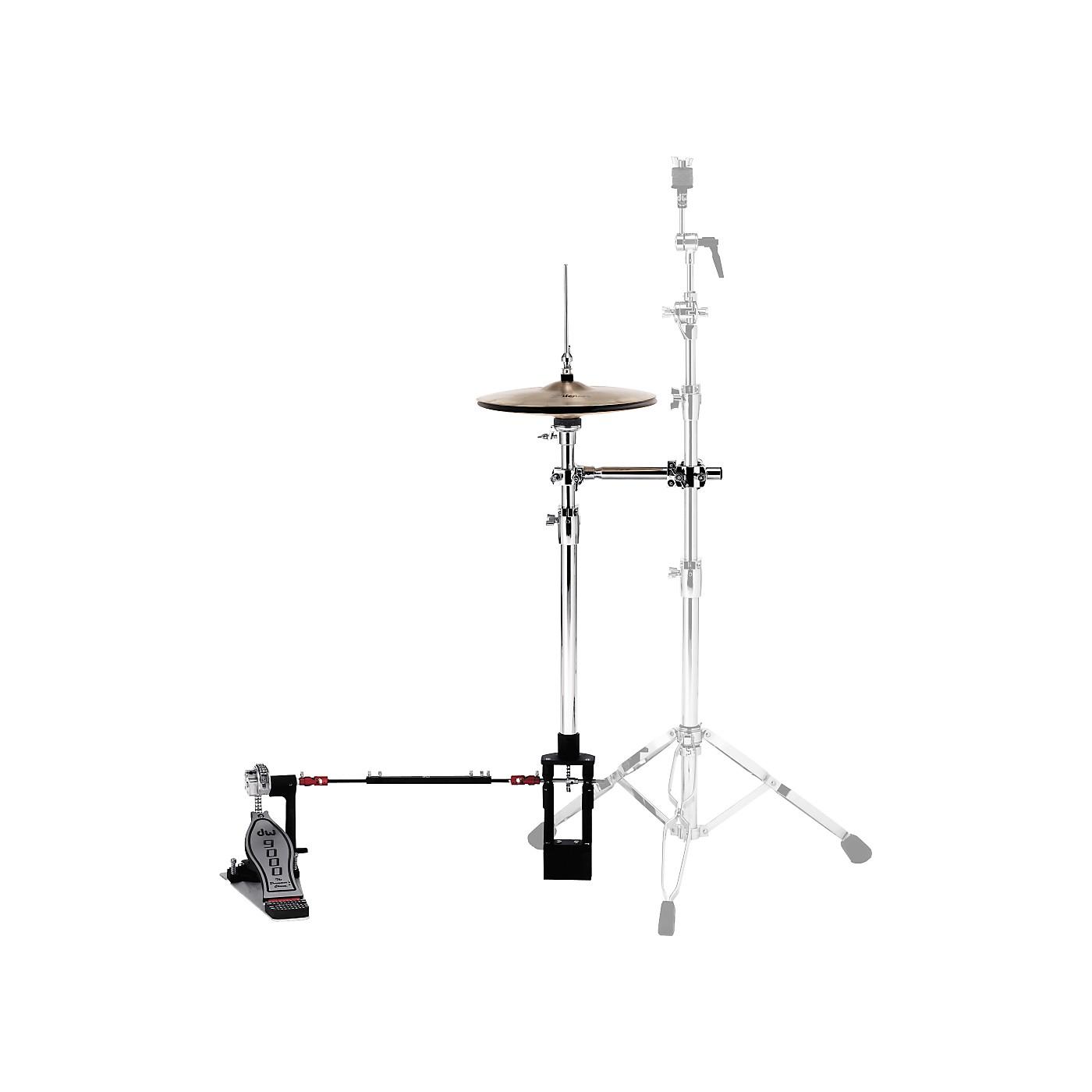 DW 9550 Universal Remote Hi-Hat Cymbal System thumbnail