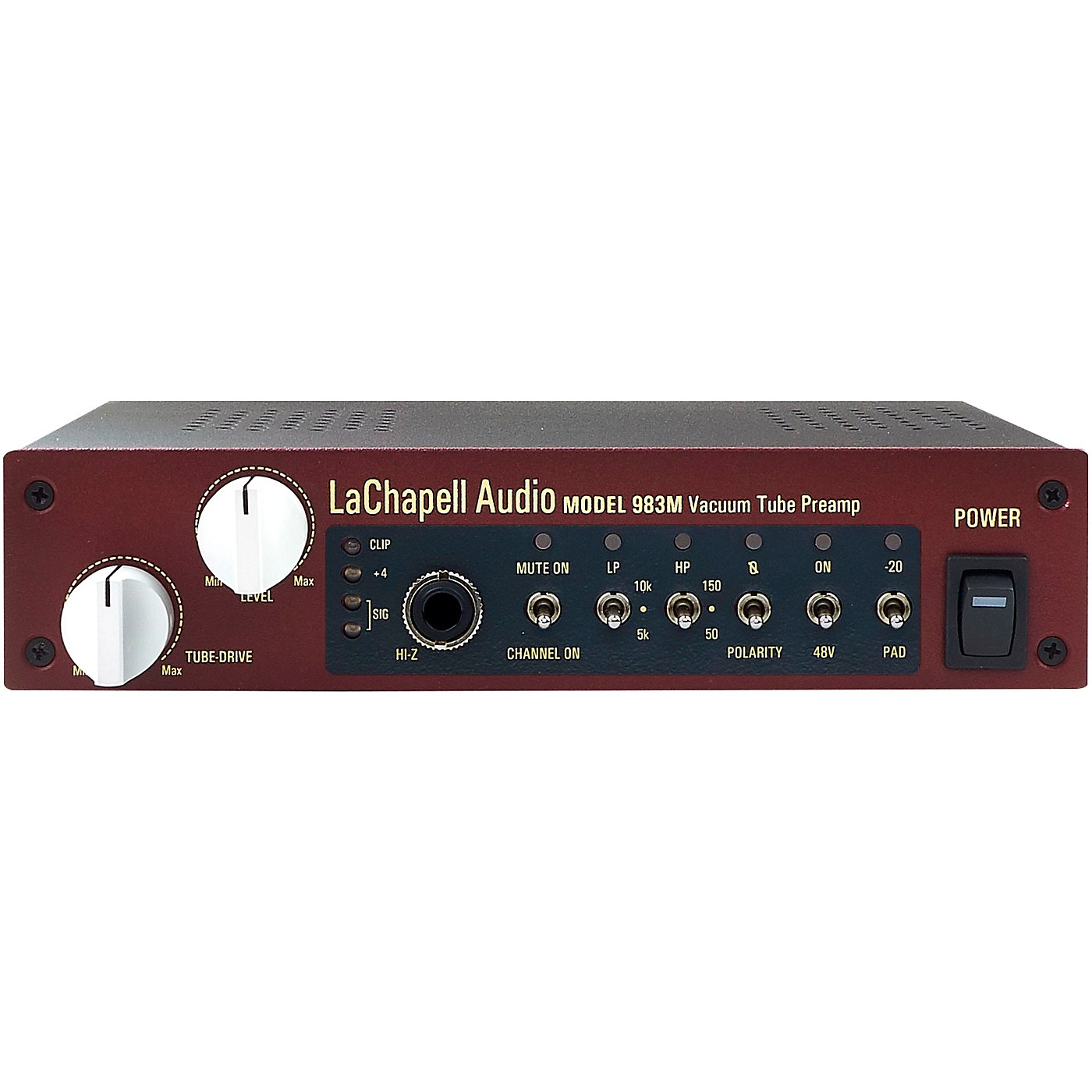 LaChapell Audio 983M Tube Mic Preamp thumbnail