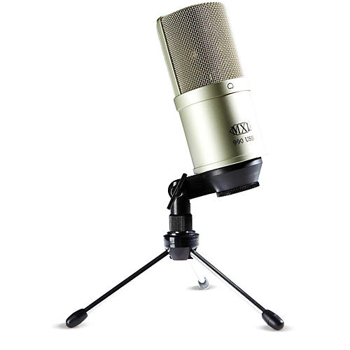 MXL 990 USB Powered Condenser Microphone thumbnail