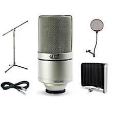 MXL 990 VS1 Stand Pop Filter and Cable Kit