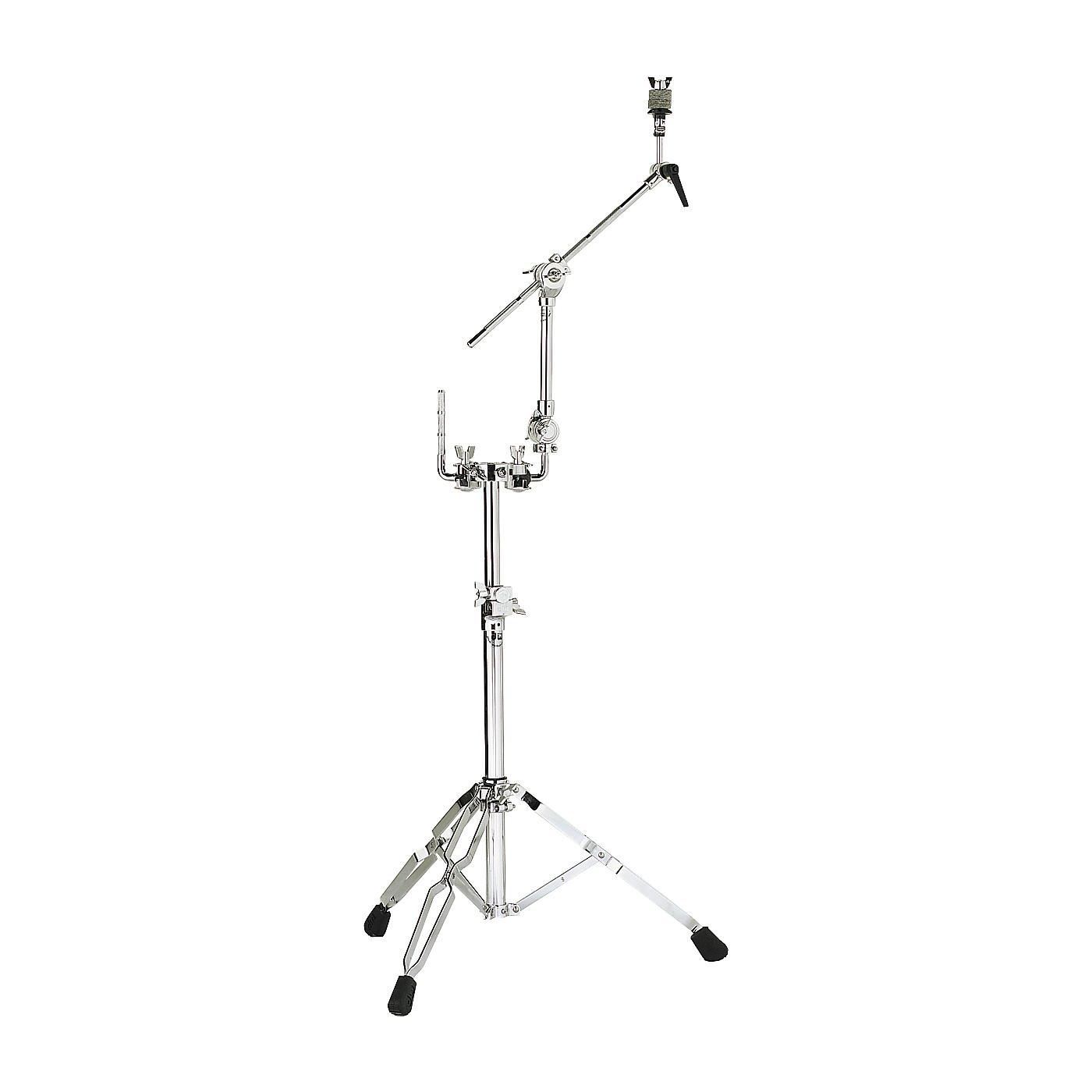 DW 9999 Heavy-Duty Single Tom and Cymbal Stand thumbnail