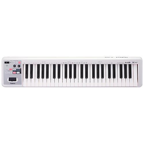 Roland A-49 MIDI Keyboard Controller thumbnail