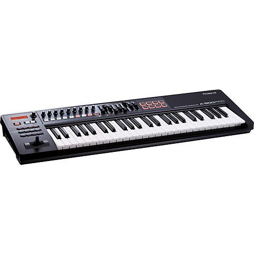 Roland A-500PRO-R MIDI 49-key Keyboard Controller thumbnail