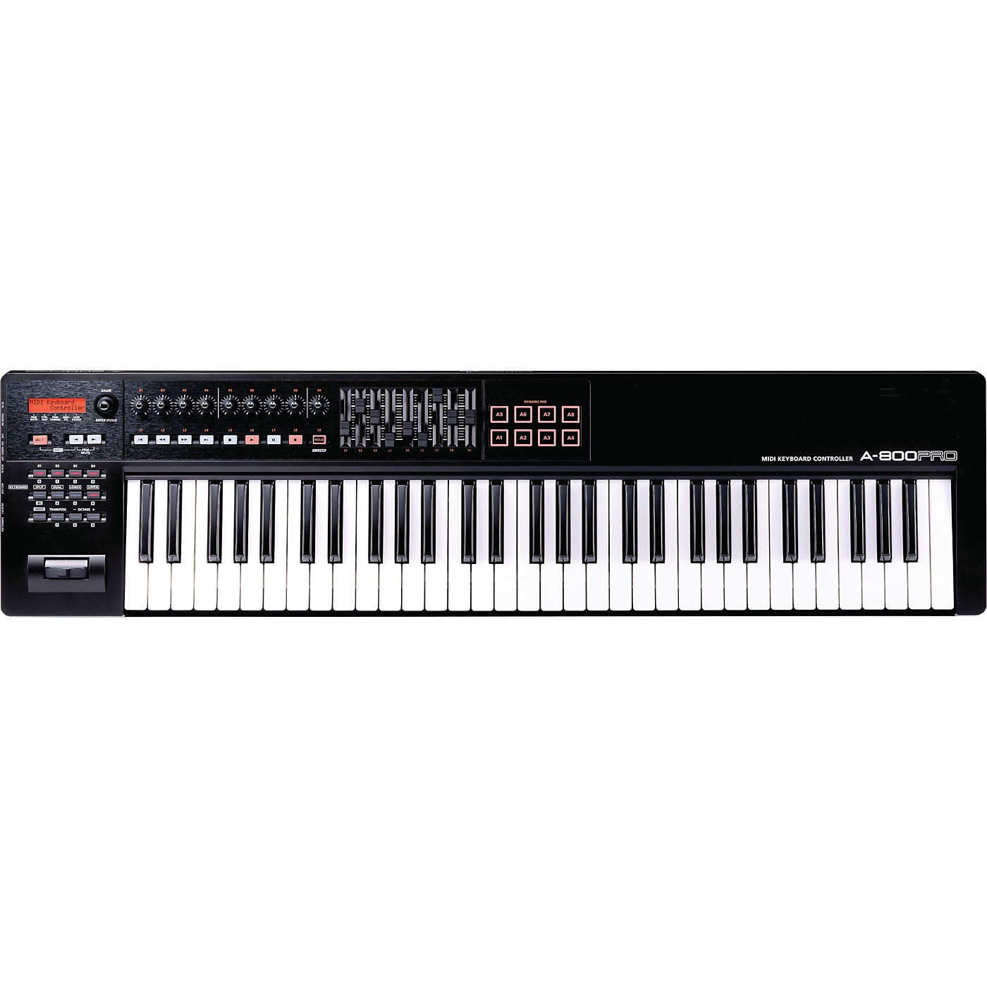 Roland A-800PRO 61-Key MIDI Keyboard Controller thumbnail