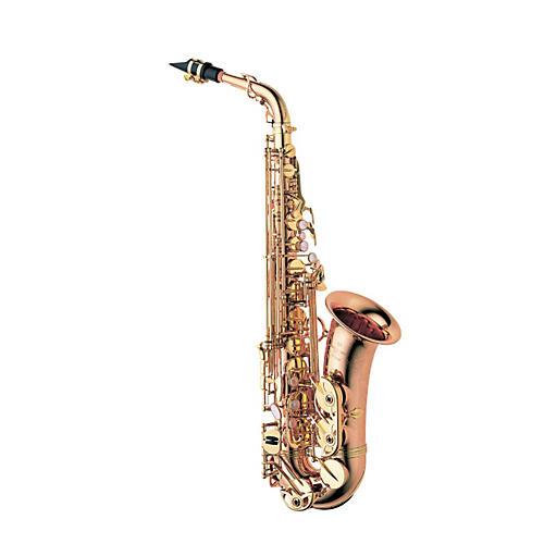 Yanagisawa A-992 Bronze Alto Saxophone thumbnail
