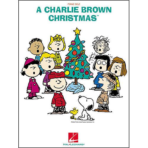 Hal Leonard A Charlie Brown Christmas thumbnail