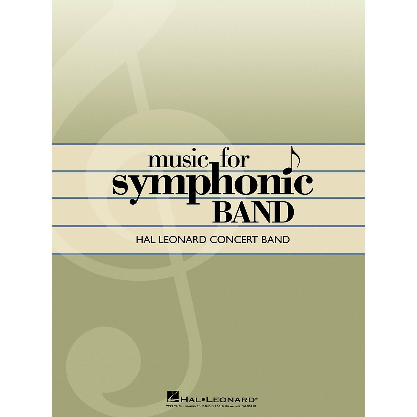 Hal Leonard A Christmas Fantasy Concert Band Level 4-5 Arranged by Calvin Custer thumbnail