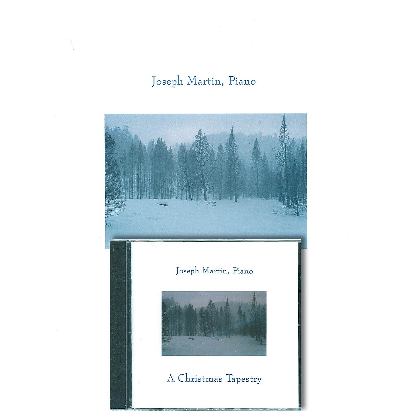 Shawnee Press A Christmas Tapestry composed by Joseph M. Martin thumbnail