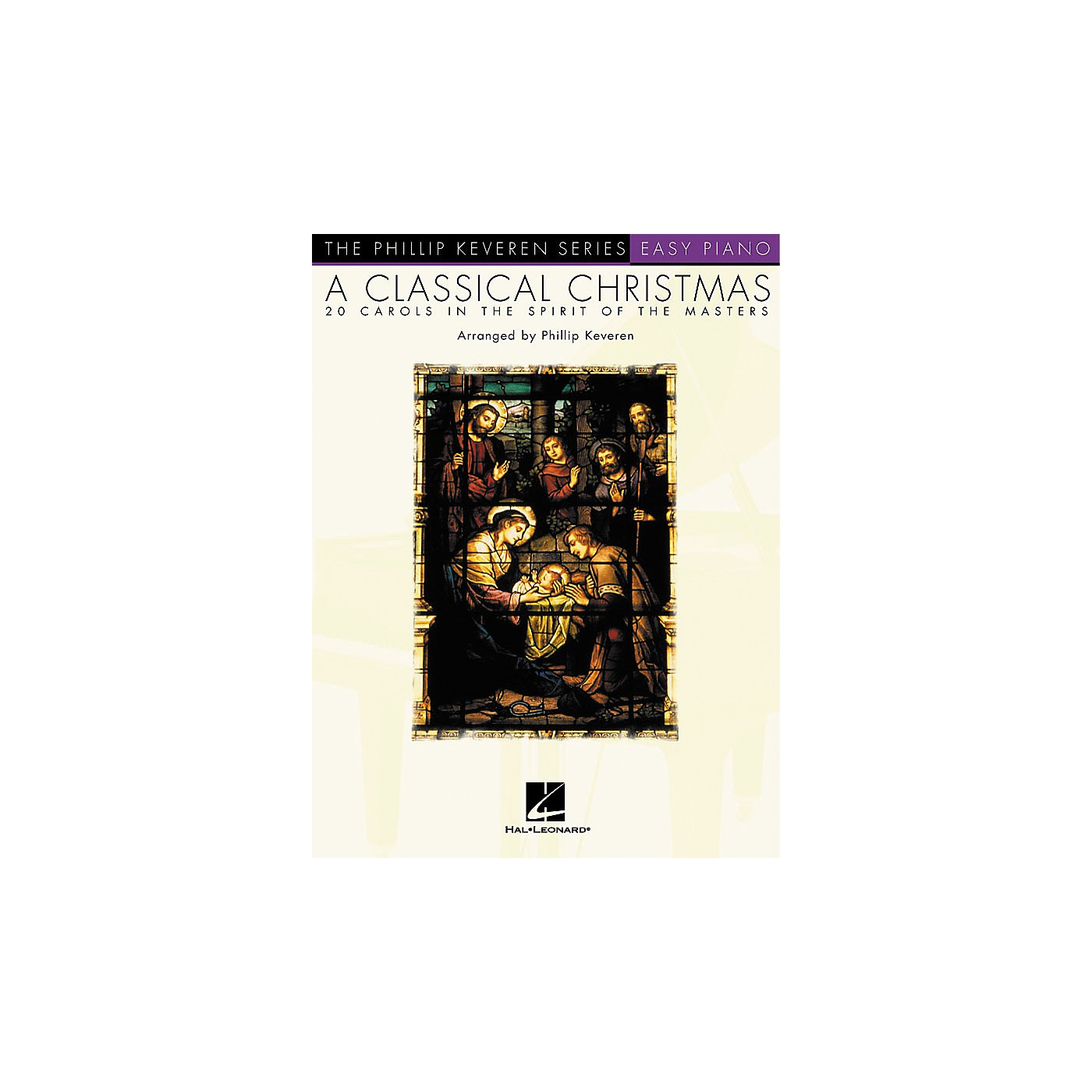 Hal Leonard A Classical Christmas - Phillip Keveren Series For Easy Piano thumbnail