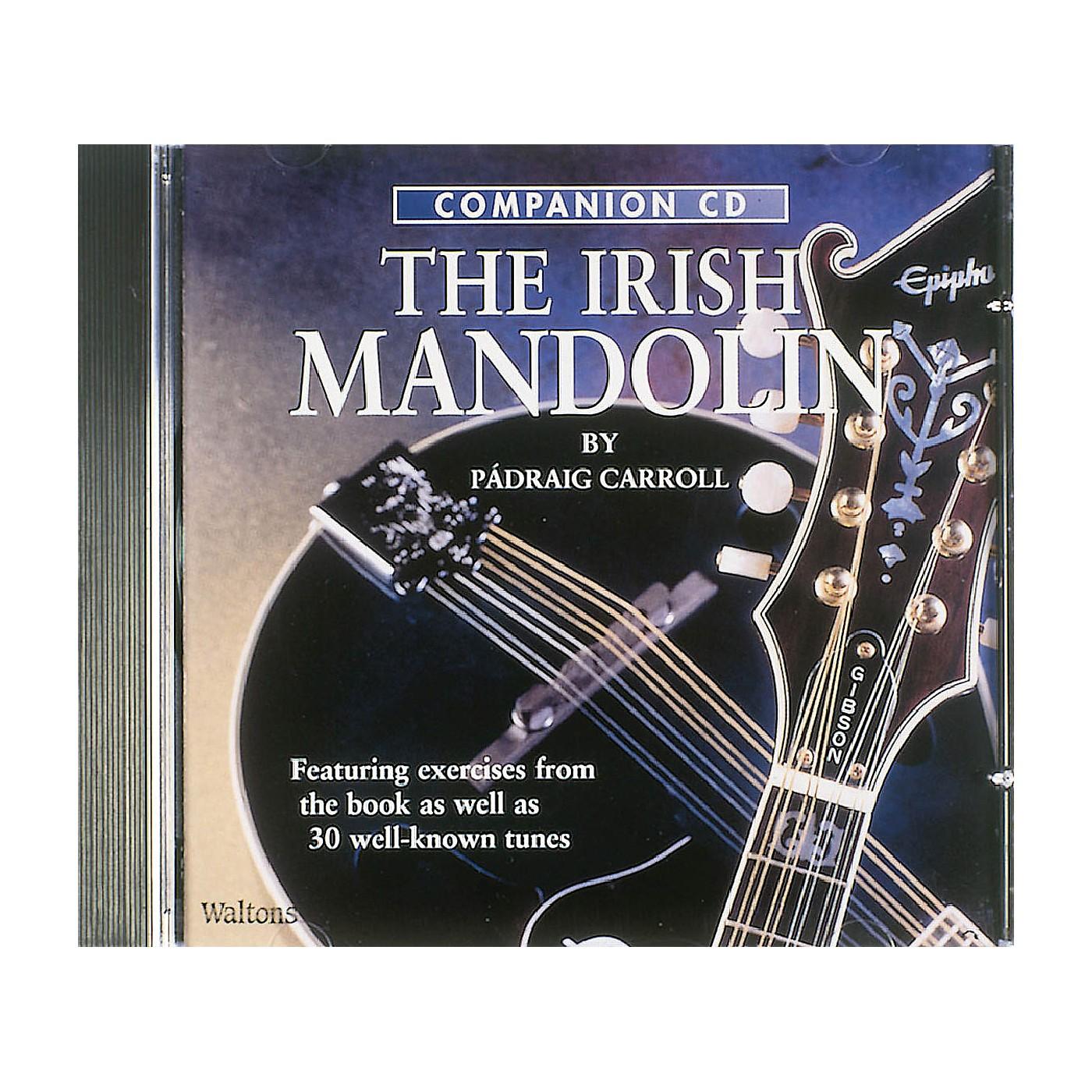Waltons A Complete Guide to Learning the Irish Mandolin Waltons Irish Music Books Series CD by Padraig Carroll thumbnail