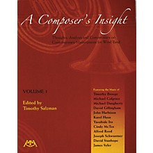 Meredith Music A Composer's Insight, Volume 1 Concert Band