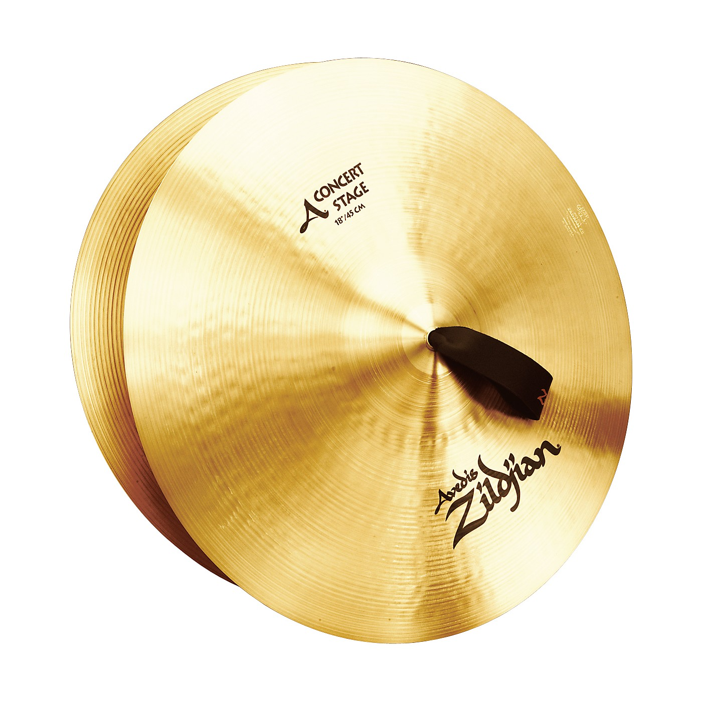 Zildjian A Concert Stage Crash Cymbal Pair thumbnail