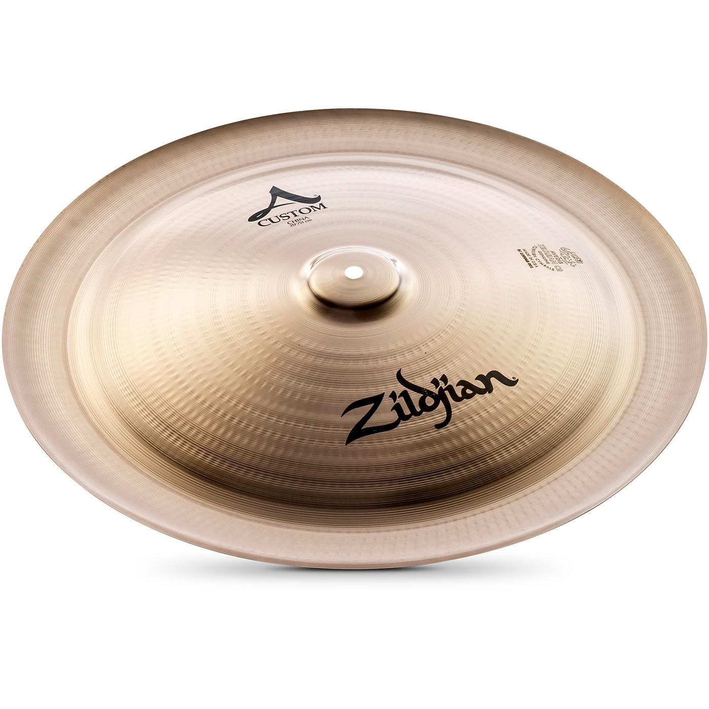 Zildjian A Custom China Cymbal thumbnail