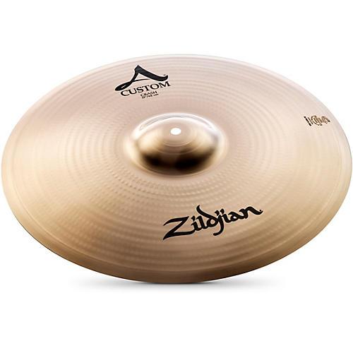 Zildjian A Custom Crash Cymbal thumbnail