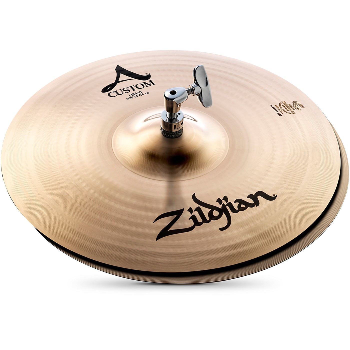 Zildjian A Custom Hi-Hat Pair thumbnail
