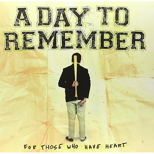 Alliance A Day to Remember - For Those Who Have Heart thumbnail