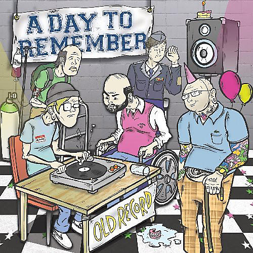 Alliance A Day to Remember - Old Record thumbnail