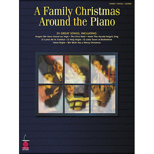 Cherry Lane A Family Christmas Around The Piano arranged for piano, vocal, and guitar (P/V/G)-thumbnail