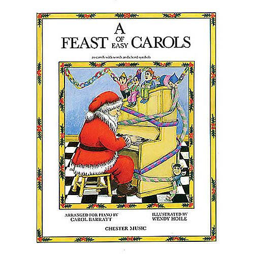 Music Sales A Feast Of Easy Carols Music Sales America Series thumbnail