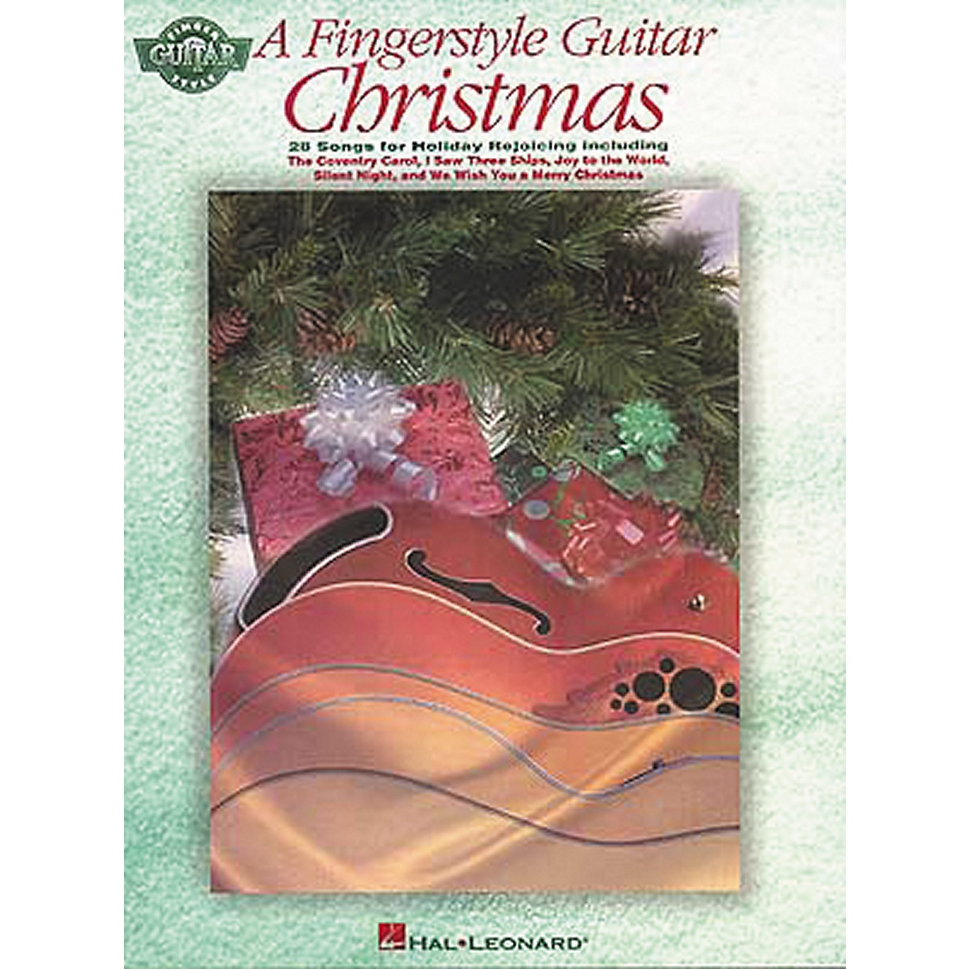 Hal Leonard A Fingerstyle Guitar Christmas Tab Songbook thumbnail
