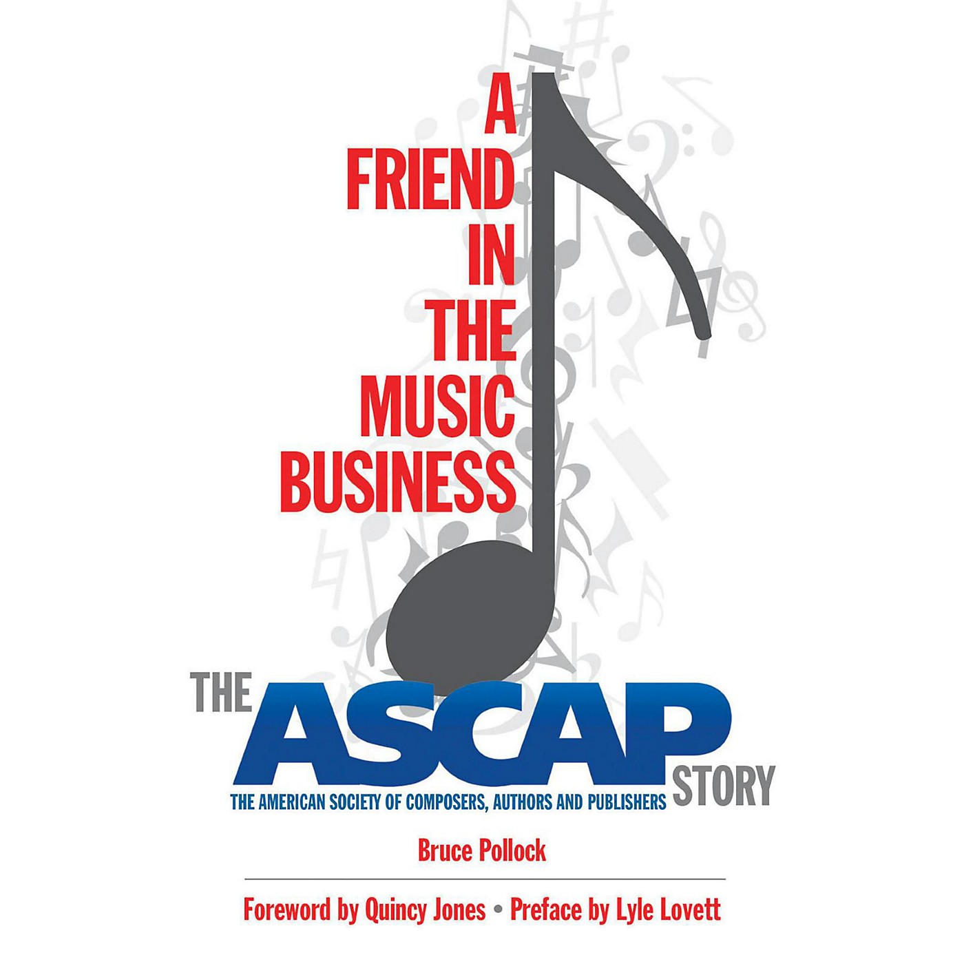 Hal Leonard A Friend In The Music Business: The Ascap Story thumbnail
