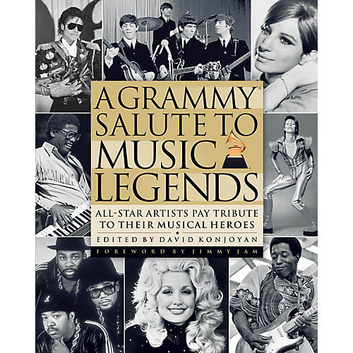 Hal Leonard A Grammy Salute to Music Legends Book Series Hardcover thumbnail