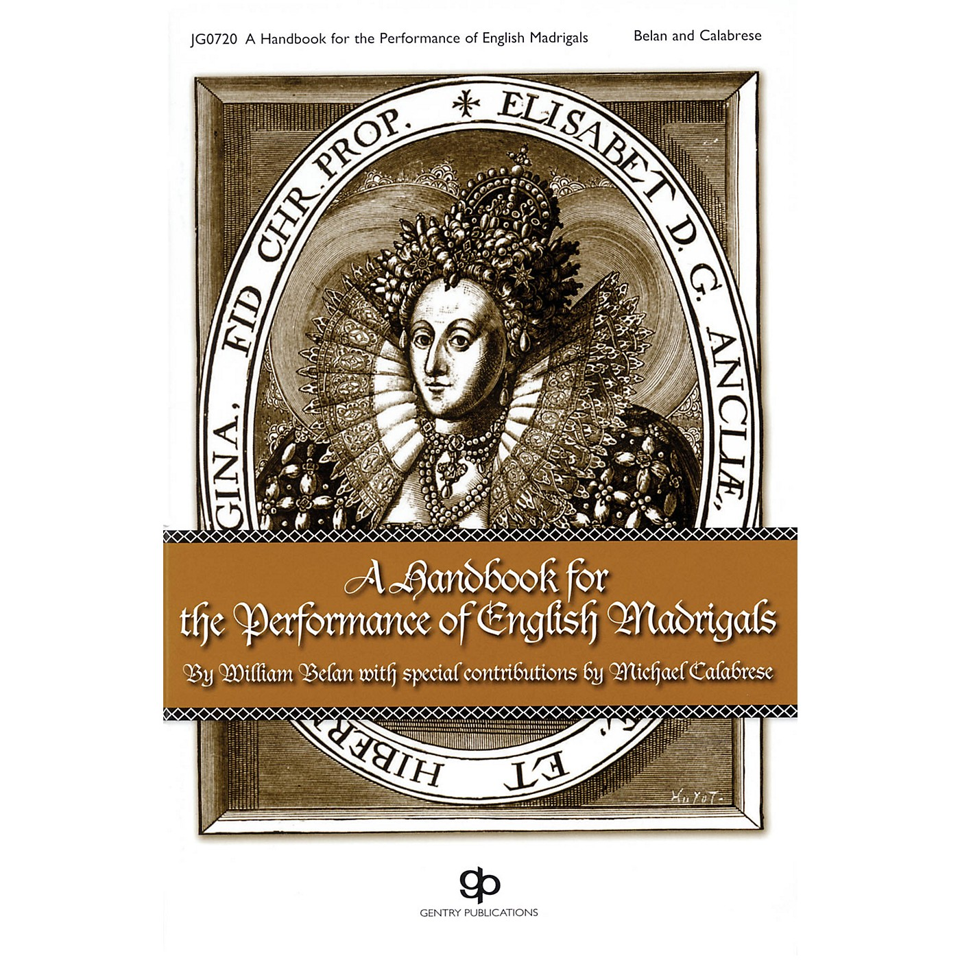 Gentry Publications A Handbook for the Performance of English Madrigals thumbnail