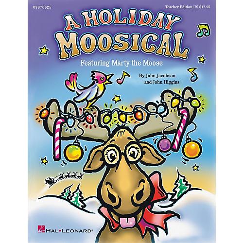 Hal Leonard A Holiday Moosical-thumbnail
