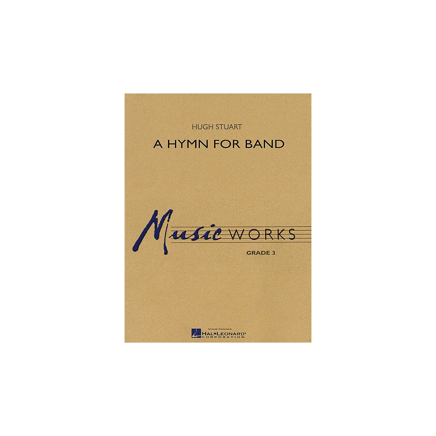 Shawnee Press A Hymn for Band Concert Band Level 2.5 Composed by Hugh Stuart thumbnail