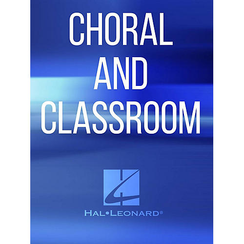 Shawnee Press A Jubilant Song SATB a cappella Composed by René Clausen thumbnail