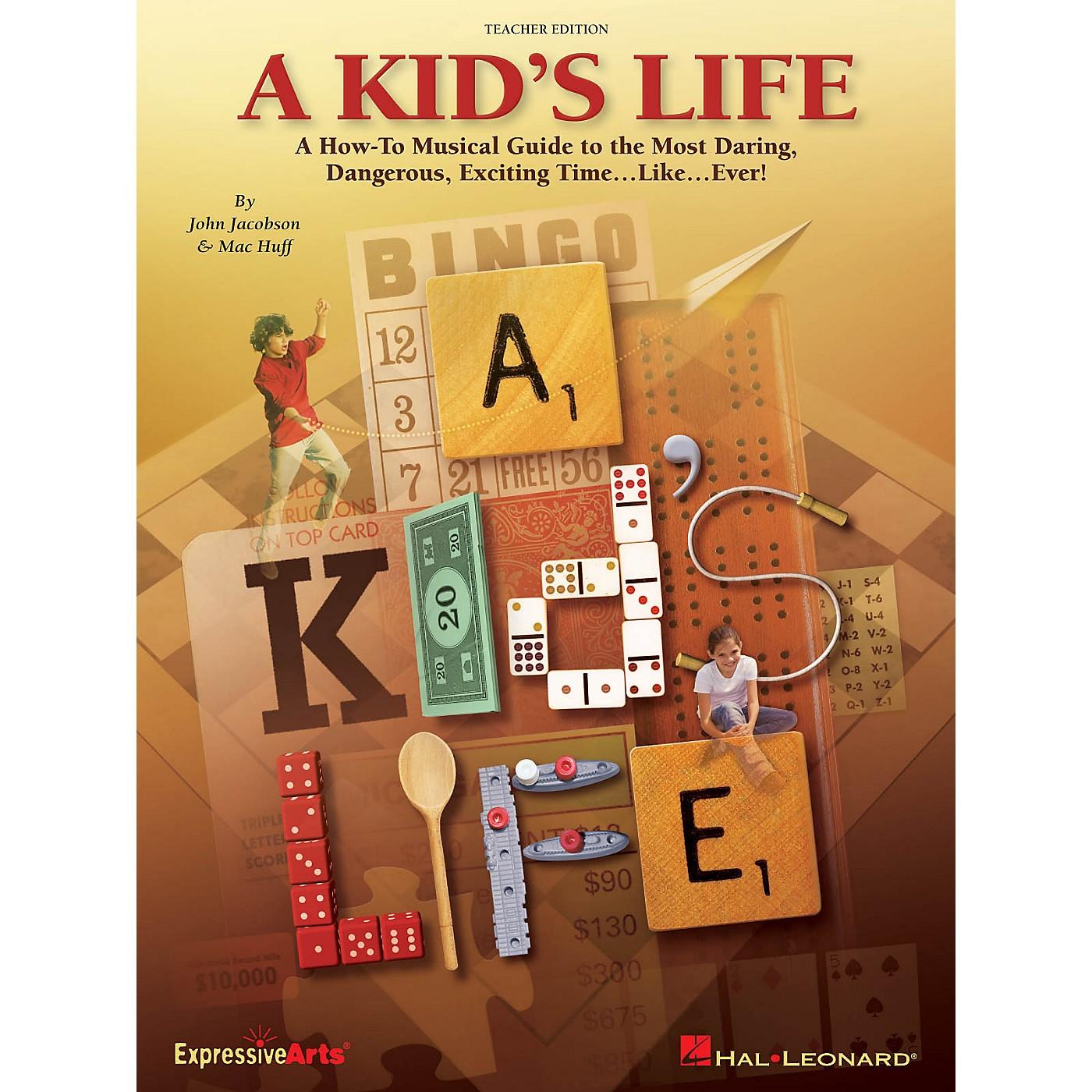 Hal Leonard A Kid's Life TEACHER ED Composed by John Jacobson thumbnail