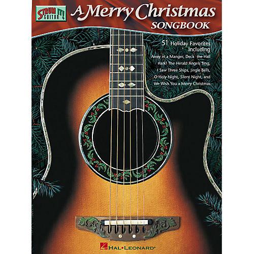 Hal Leonard A Merry Christmas Songbook Strum It (Guitar) Series thumbnail