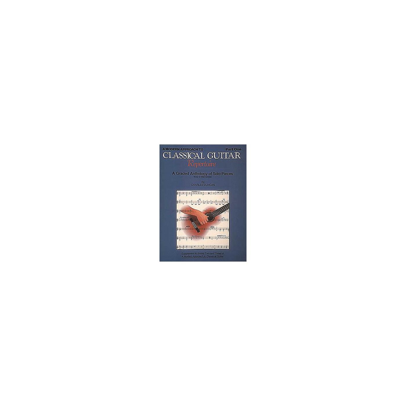 Hal Leonard A Modern Approach to Classical Repertoire - Part 1 Book thumbnail