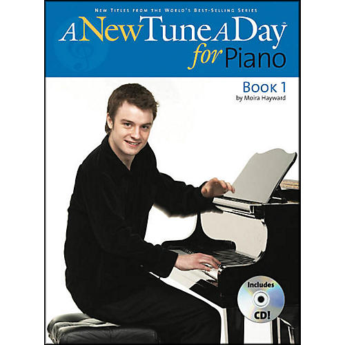 Music Sales A New Tune A Day Piano Book 1 Book / CD thumbnail